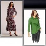 Vogue 1071 - Top & Dress