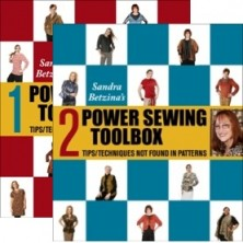 Power Sewing Toolbox Volumes 1 & 2