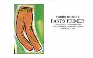 Pants Primer Cover