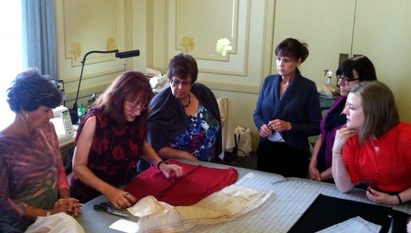 Sandra_Betzina_Sewing_Retreat_group