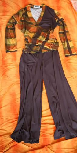 Vogue 8151 Top & Vogue 8267 Pants