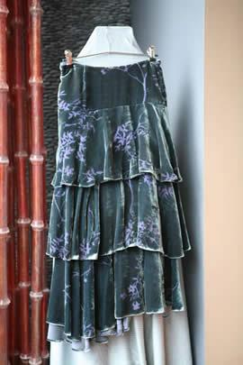 Vogue 8256 - Skirt