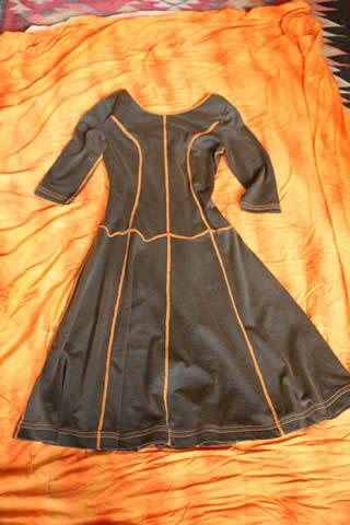 Vogue 2959-Dress