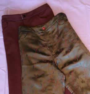 Vogue 7608 - Pants