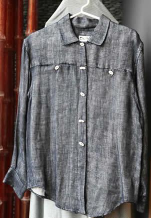 Vogue 7636 - Shirt