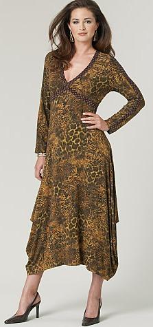 Vogue 1210 - Dress