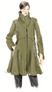 Vogue 1212 - Coat