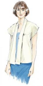 Vogue 1243 - Jacket