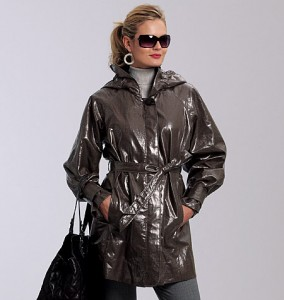 Vogue 1097-Raincoat