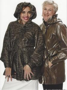 Kat & Susanne_V1097_raincoat_coat & belt_hood